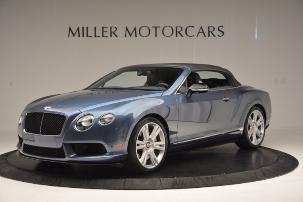 Used 2014 Bentley Continental GT V8 S Convertible for sale Sold at Pagani of Greenwich in Greenwich CT 06830 14