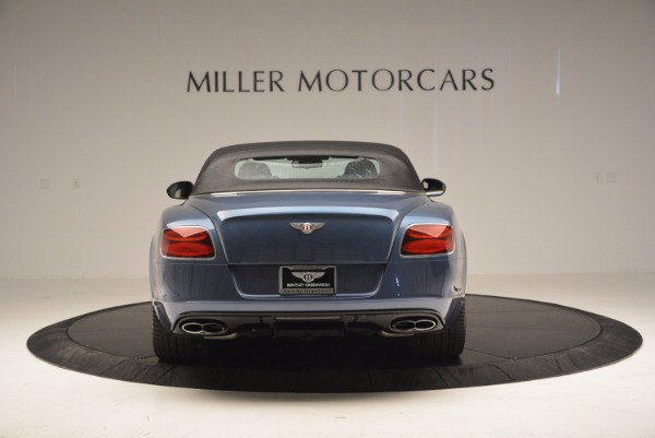 Used 2014 Bentley Continental GT V8 S Convertible for sale Sold at Pagani of Greenwich in Greenwich CT 06830 17