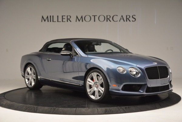 Used 2014 Bentley Continental GT V8 S Convertible for sale Sold at Pagani of Greenwich in Greenwich CT 06830 20