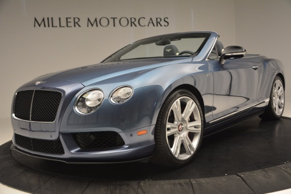 Used 2014 Bentley Continental GT V8 S Convertible for sale Sold at Pagani of Greenwich in Greenwich CT 06830 24