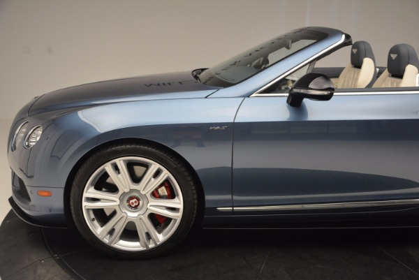 Used 2014 Bentley Continental GT V8 S Convertible for sale Sold at Pagani of Greenwich in Greenwich CT 06830 26