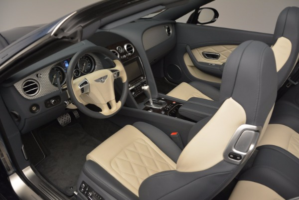 Used 2014 Bentley Continental GT V8 S Convertible for sale Sold at Pagani of Greenwich in Greenwich CT 06830 28