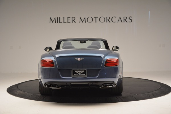 Used 2014 Bentley Continental GT V8 S Convertible for sale Sold at Pagani of Greenwich in Greenwich CT 06830 6