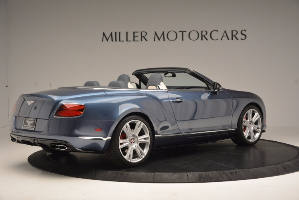 Used 2014 Bentley Continental GT V8 S Convertible for sale Sold at Pagani of Greenwich in Greenwich CT 06830 8