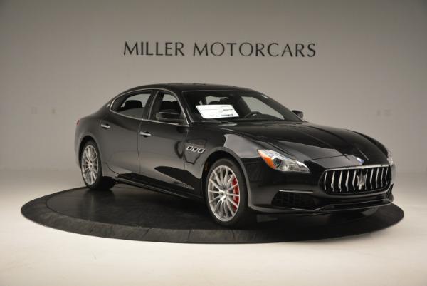 New 2017 Maserati Quattroporte S Q4 GranLusso for sale Sold at Pagani of Greenwich in Greenwich CT 06830 11