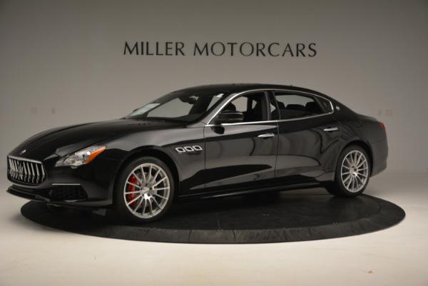 New 2017 Maserati Quattroporte S Q4 GranLusso for sale Sold at Pagani of Greenwich in Greenwich CT 06830 2