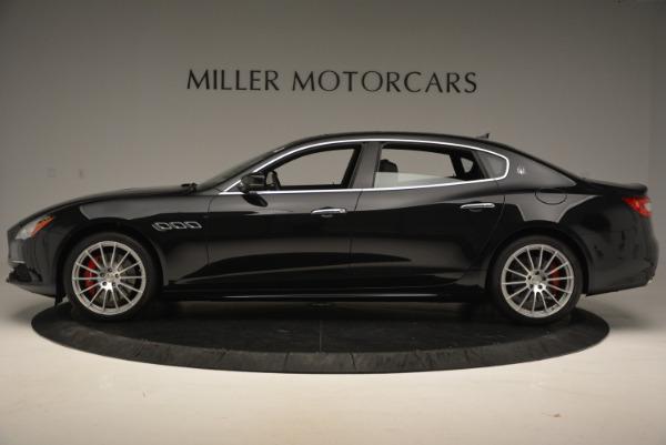 New 2017 Maserati Quattroporte S Q4 GranLusso for sale Sold at Pagani of Greenwich in Greenwich CT 06830 3