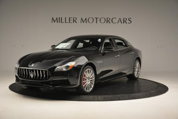 New 2017 Maserati Quattroporte S Q4 GranLusso for sale Sold at Pagani of Greenwich in Greenwich CT 06830 1