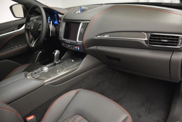 New 2017 Maserati Levante for sale Sold at Pagani of Greenwich in Greenwich CT 06830 28