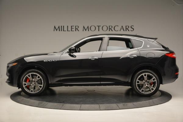 New 2017 Maserati Levante for sale Sold at Pagani of Greenwich in Greenwich CT 06830 3