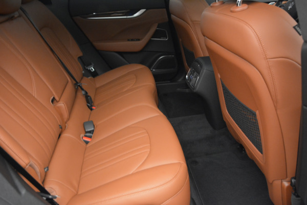 New 2017 Maserati Levante S for sale Sold at Pagani of Greenwich in Greenwich CT 06830 24