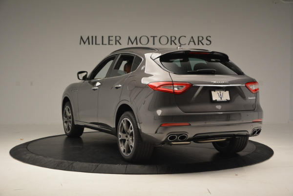 New 2017 Maserati Levante S for sale Sold at Pagani of Greenwich in Greenwich CT 06830 5