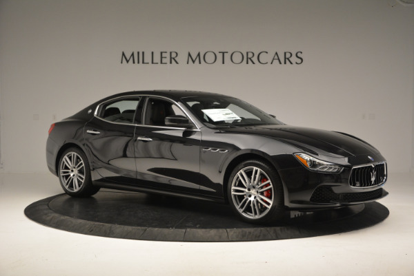 New 2017 Maserati Ghibli S Q4 for sale Sold at Pagani of Greenwich in Greenwich CT 06830 10