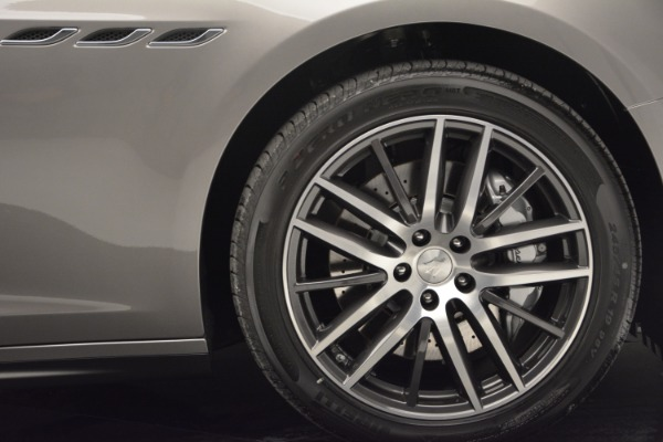 Used 2017 Maserati Ghibli S Q4 EX-LOANER for sale Sold at Pagani of Greenwich in Greenwich CT 06830 13