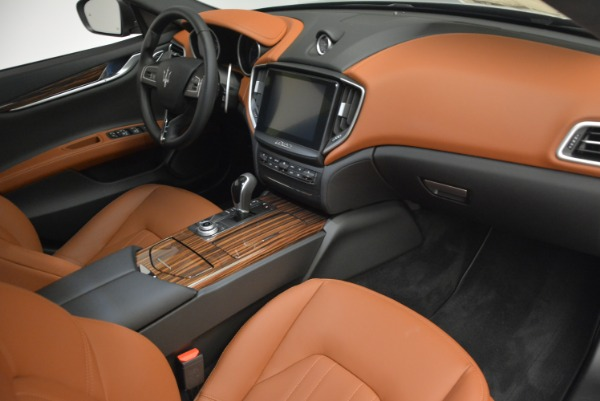 Used 2017 Maserati Ghibli S Q4 EX-LOANER for sale Sold at Pagani of Greenwich in Greenwich CT 06830 20