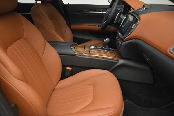 Used 2017 Maserati Ghibli S Q4 EX-LOANER for sale Sold at Pagani of Greenwich in Greenwich CT 06830 21