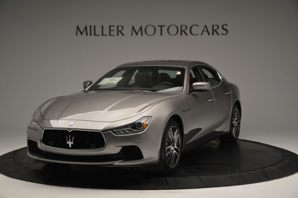Used 2017 Maserati Ghibli S Q4 EX-LOANER for sale Sold at Pagani of Greenwich in Greenwich CT 06830 1