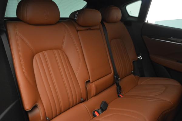 New 2017 Maserati Levante for sale Sold at Pagani of Greenwich in Greenwich CT 06830 25