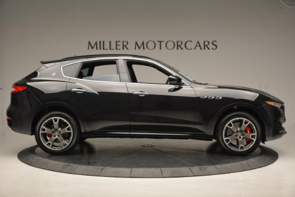 New 2017 Maserati Levante for sale Sold at Pagani of Greenwich in Greenwich CT 06830 9