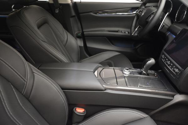 New 2017 Maserati Quattroporte S Q4 GranLusso for sale Sold at Pagani of Greenwich in Greenwich CT 06830 22