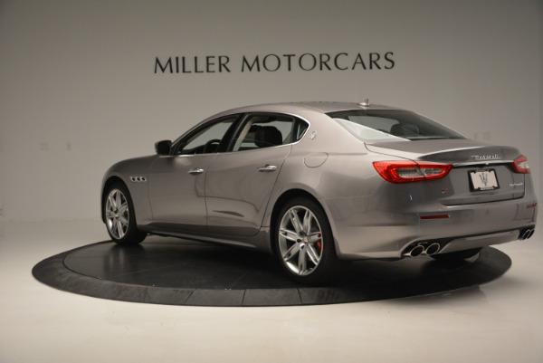 New 2017 Maserati Quattroporte S Q4 GranLusso for sale Sold at Pagani of Greenwich in Greenwich CT 06830 5