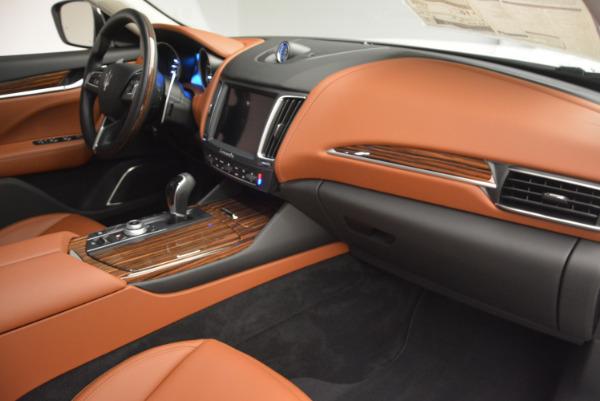 New 2017 Maserati Levante for sale Sold at Pagani of Greenwich in Greenwich CT 06830 19