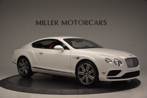 Used 2016 Bentley Continental GT for sale Sold at Pagani of Greenwich in Greenwich CT 06830 10