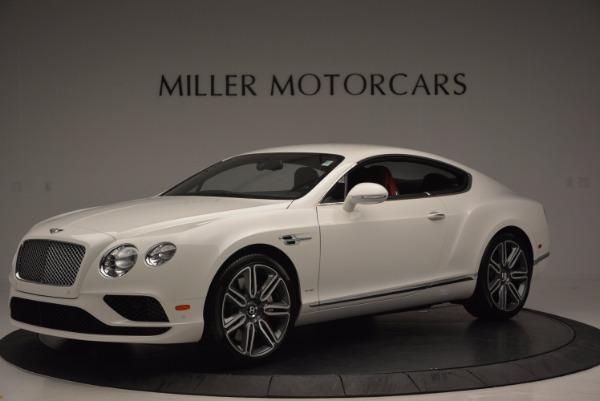 Used 2016 Bentley Continental GT for sale Sold at Pagani of Greenwich in Greenwich CT 06830 2