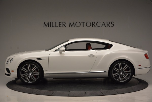 Used 2016 Bentley Continental GT for sale Sold at Pagani of Greenwich in Greenwich CT 06830 3