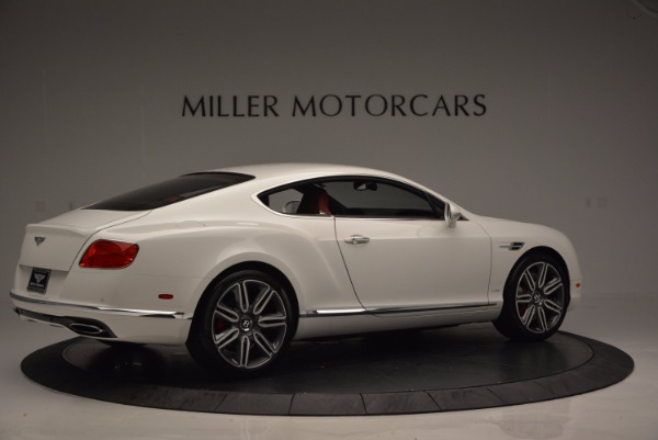Used 2016 Bentley Continental GT for sale Sold at Pagani of Greenwich in Greenwich CT 06830 8