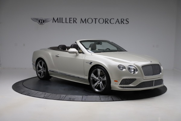 Used 2016 Bentley Continental GTC Speed for sale Sold at Pagani of Greenwich in Greenwich CT 06830 12