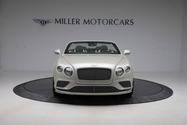 Used 2016 Bentley Continental GTC Speed for sale Sold at Pagani of Greenwich in Greenwich CT 06830 13