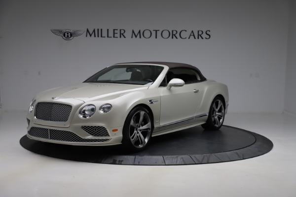 Used 2016 Bentley Continental GTC Speed for sale Sold at Pagani of Greenwich in Greenwich CT 06830 14