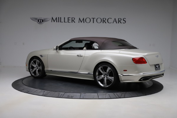 Used 2016 Bentley Continental GTC Speed for sale $149,900 at Pagani of Greenwich in Greenwich CT 06830 16