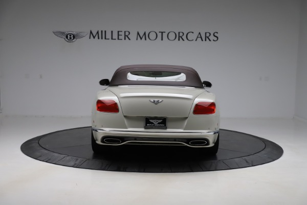 Used 2016 Bentley Continental GTC Speed for sale $149,900 at Pagani of Greenwich in Greenwich CT 06830 17