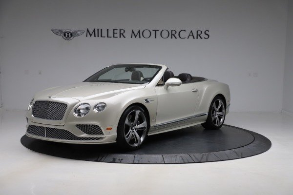 Used 2016 Bentley Continental GTC Speed for sale $149,900 at Pagani of Greenwich in Greenwich CT 06830 2