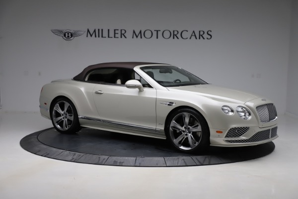 Used 2016 Bentley Continental GTC Speed for sale $149,900 at Pagani of Greenwich in Greenwich CT 06830 20