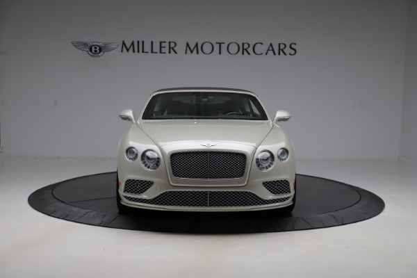Used 2016 Bentley Continental GTC Speed for sale Sold at Pagani of Greenwich in Greenwich CT 06830 21