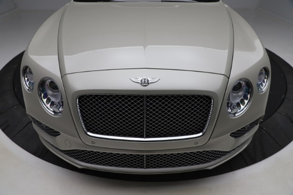Used 2016 Bentley Continental GTC Speed for sale Sold at Pagani of Greenwich in Greenwich CT 06830 22