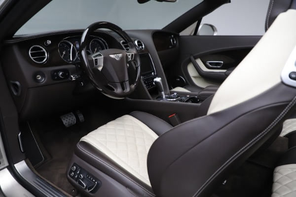 Used 2016 Bentley Continental GTC Speed for sale $149,900 at Pagani of Greenwich in Greenwich CT 06830 26