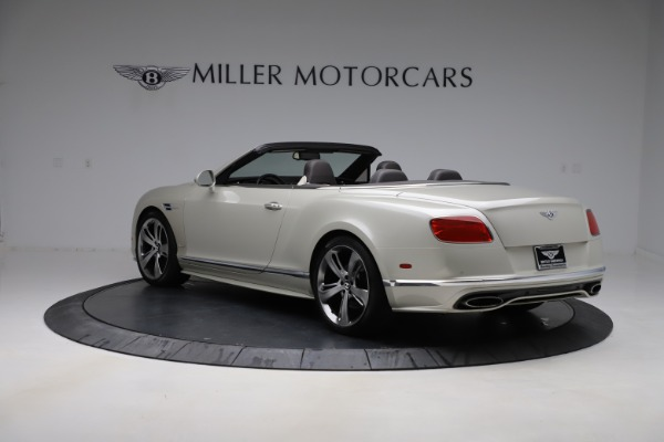 Used 2016 Bentley Continental GTC Speed for sale $149,900 at Pagani of Greenwich in Greenwich CT 06830 5