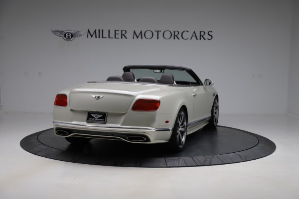 Used 2016 Bentley Continental GTC Speed for sale $149,900 at Pagani of Greenwich in Greenwich CT 06830 7