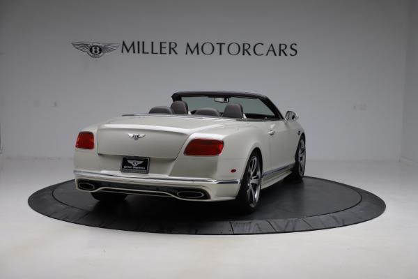 Used 2016 Bentley Continental GTC Speed for sale Sold at Pagani of Greenwich in Greenwich CT 06830 8