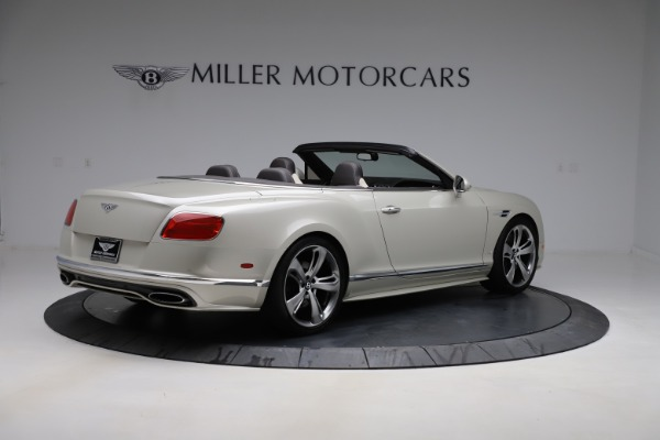 Used 2016 Bentley Continental GTC Speed for sale Sold at Pagani of Greenwich in Greenwich CT 06830 9