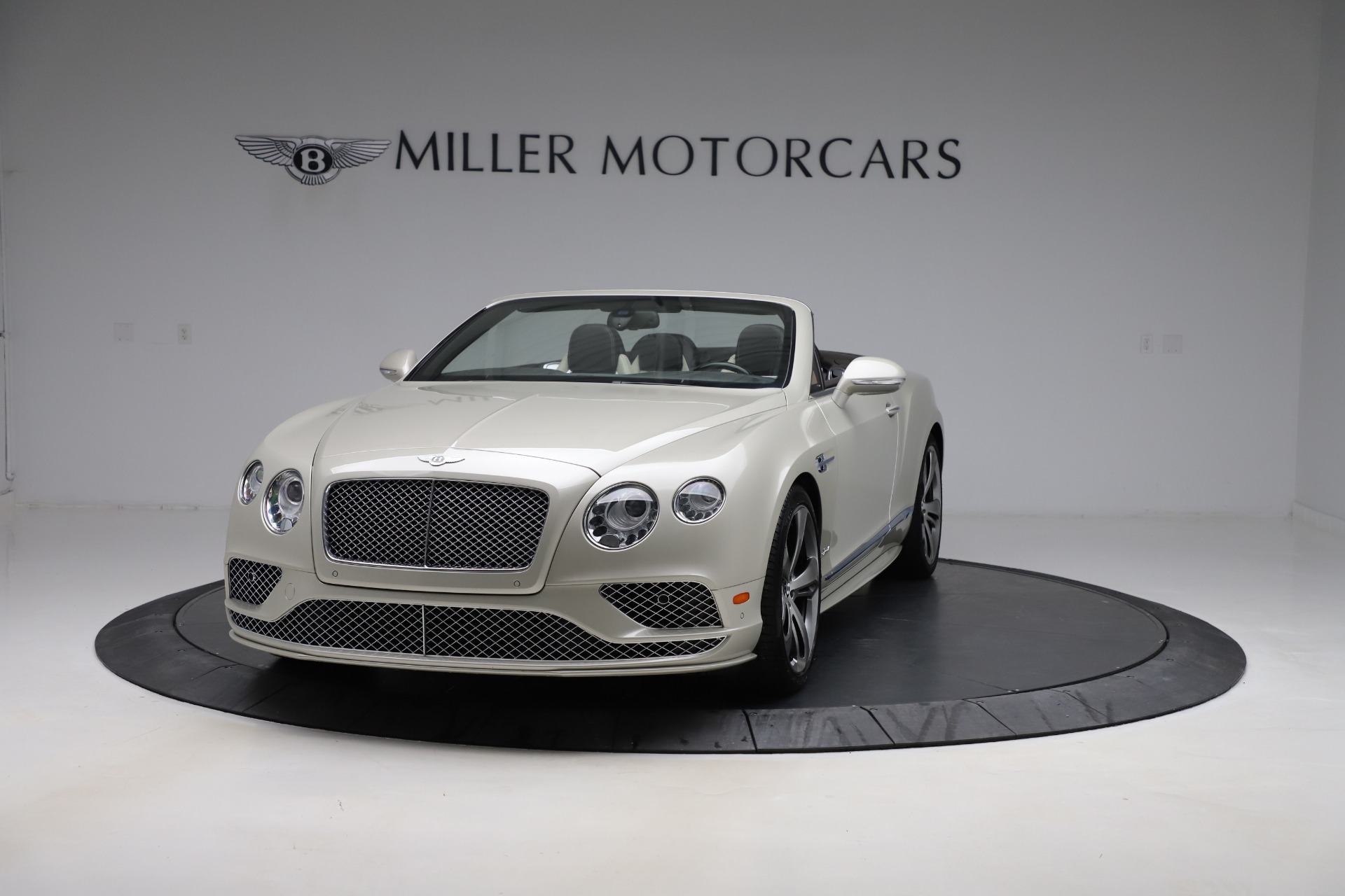 Used 2016 Bentley Continental GTC Speed for sale Sold at Pagani of Greenwich in Greenwich CT 06830 1