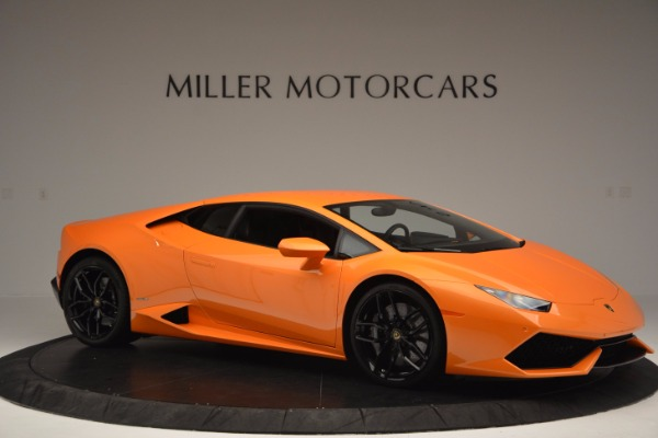 Used 2015 Lamborghini Huracan LP 610-4 for sale Sold at Pagani of Greenwich in Greenwich CT 06830 10