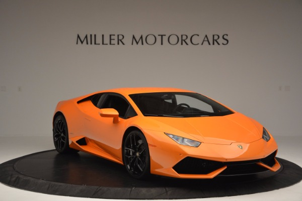 Used 2015 Lamborghini Huracan LP 610-4 for sale Sold at Pagani of Greenwich in Greenwich CT 06830 11