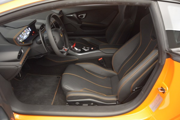 Used 2015 Lamborghini Huracan LP 610-4 for sale Sold at Pagani of Greenwich in Greenwich CT 06830 14
