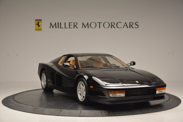Used 1989 Ferrari Testarossa for sale Sold at Pagani of Greenwich in Greenwich CT 06830 11