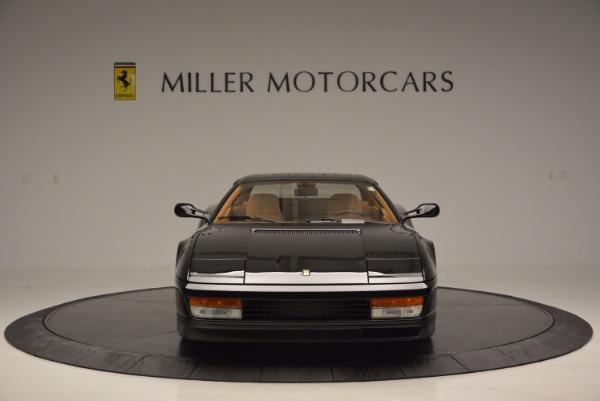 Used 1989 Ferrari Testarossa for sale Sold at Pagani of Greenwich in Greenwich CT 06830 12